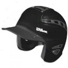 Wilson Big Kids Youth Sleek Batting Helmet