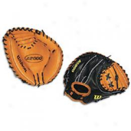 Wilson Wlsn A2000 Pudge Catcher's Mitt