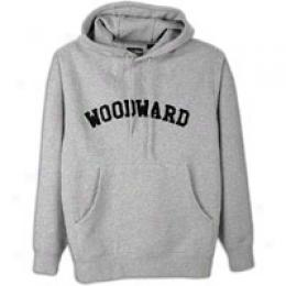Woodward Big Kids College Logo Pullover Fleece Hoo