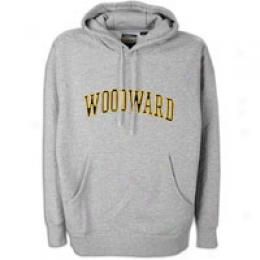 Woodward Men's Satin Logo Hoody