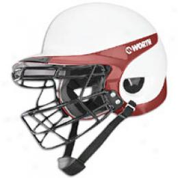 Worth Liberty Batting Helmet Mask Combo