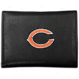 Zepplin Nfl Tri-fold Wallet