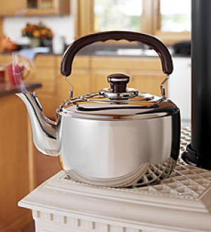 5-quart Stainless Kettle