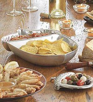 Acorn Nut Dish