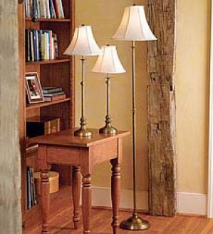 Adjustable Lamps, Set Of 3