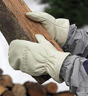 Axeman Gloves  X-large Only