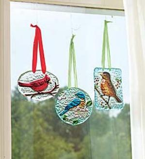 Birx Suncatchers, Offer for sale Of 3