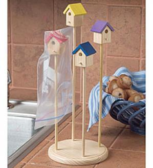 Birdhouse Drying Crib