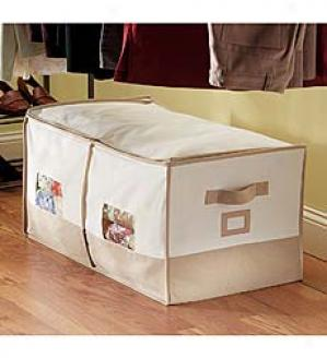 Canvas Storage Trunk