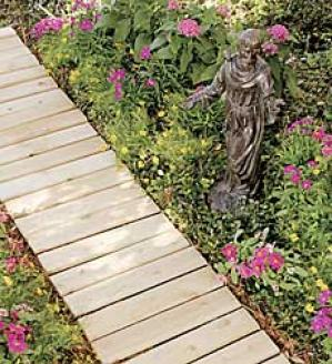 Cedar Garden Path