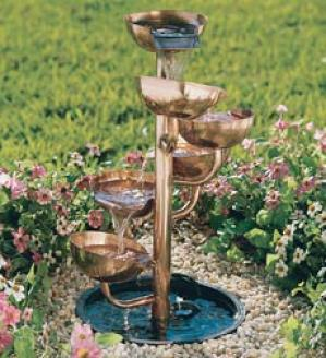Copper Orgies Fountain
