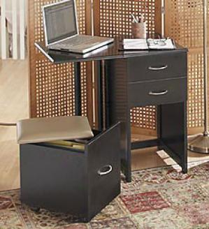 Desk With Stool