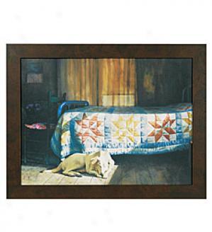 Dog Nap Print