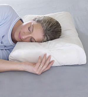Down Foam Pillow