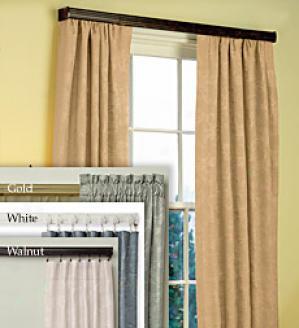 Easy-slide Curtain Hooks