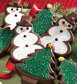 Festive Chocolates  Tree Only