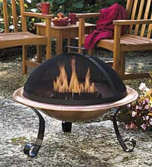 Fire Pit Screen