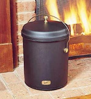 Fireside Ash Pail