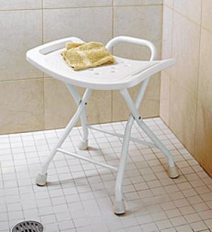 Folding Bath Bench