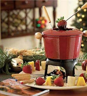 Fondue & Hot Dipps Cookbook
