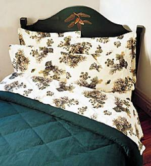 Full Pine Cone Sheet Set