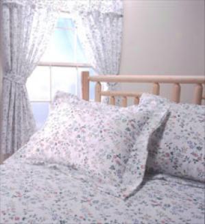 Full Plisse Bedspread