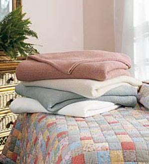 Full/queen Egyptian Cotton Blanket