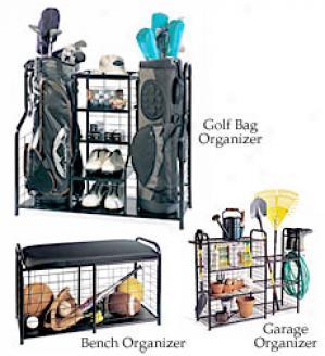 Golf Bag Organizer