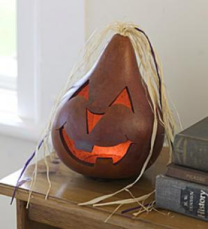 Halloween Gourd Lantern