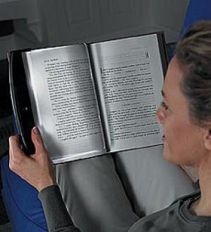 Hardback Lightwedge Book Light