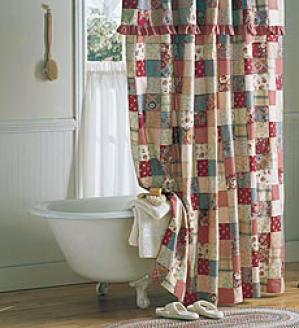 Heather's Grove Shower Curtain