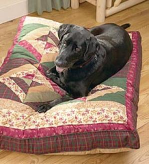 Hig Country Dog Bed