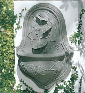 Hummer Fountain