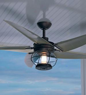 Indoor/outdoor Ceiling Fan