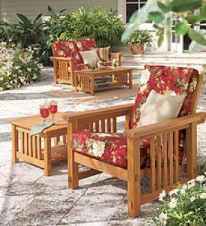 Lakeside Love Seat, Chair & Verge Table Set  Natural Only