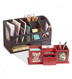 Large Desk Organizer