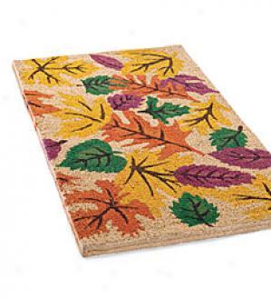 Leaf Coir Mat