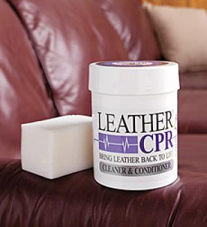 Leather Cpr'