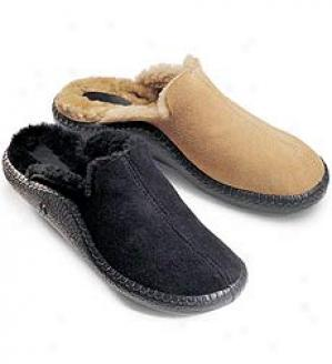 Men's Shearling Mokasso