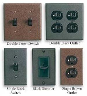 Metal Outlet Cover