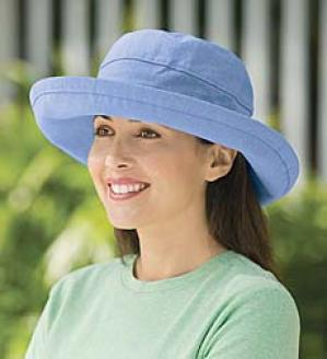 Microfiber Casual Traveler Hat