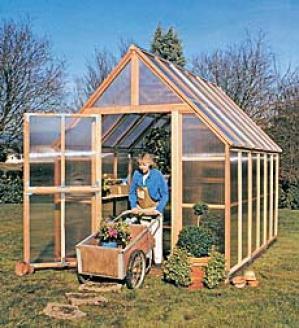 Mount Ranier Bench Kit   For  8' X 12' Greenhouse