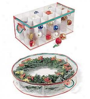 Ornament Storage Chest
