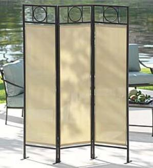 Outdoor Fabric Screen