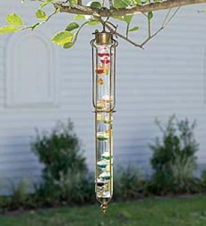 Outdoor Gailleo Thermometer