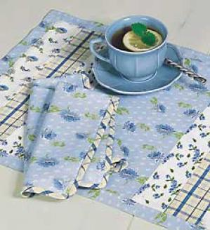 Pieced Tablecloth, 60