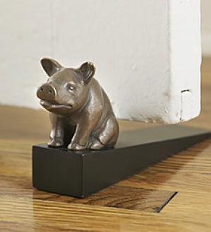 Pig Doorstop