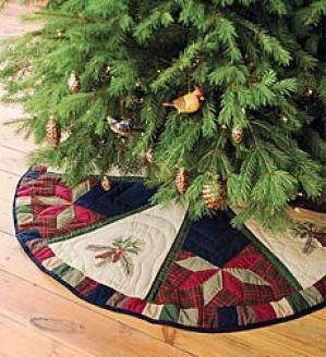 Pines Tree Skirt