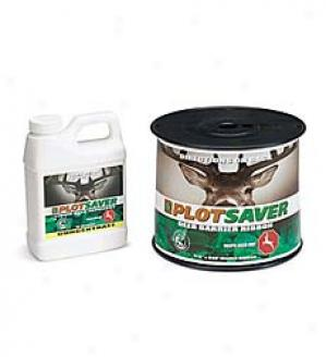 Plotsaver'  Deer Barrier Kit
