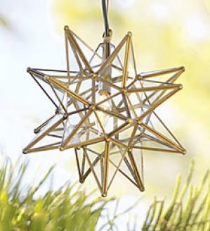 Portable Outdoor Moravian Star    12